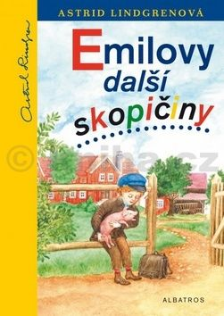 Astrid Lindgrenová: Emilovy další skopičiny cena od 128 Kč
