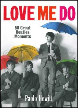 Hewitt Paolo: Love Me Do cena od 357 Kč