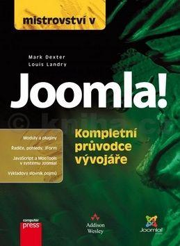 Mark Dexter, Louis Landry: Mistrovství v Joomla! Kompletní průvodce vývojáře cena od 560 Kč