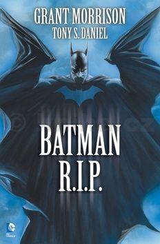 Grant Morrison: Batman R.I.P. cena od 412 Kč