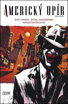 Scott Snyder, Rafael Albuquerque, Viktor Janiš: Americký upír 2 - komiks cena od 342 Kč