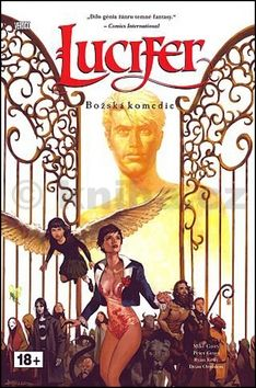 Mike Carey, Kolektiv: Lucifer 4 - Božská komedie cena od 399 Kč