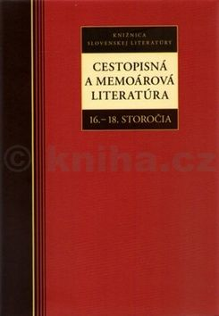 Cestopisná a memoárová literatúra cena od 232 Kč