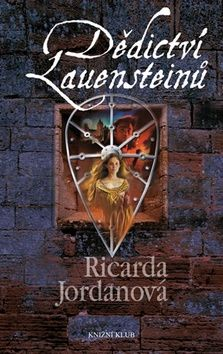 Ricarda Jordan: Dědictví Lauensteinů cena od 119 Kč