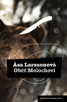 Åsa Larsson: Obět Molochovi cena od 131 Kč