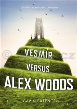 Gavin Extence: Vesmír versus Alex Woods cena od 229 Kč