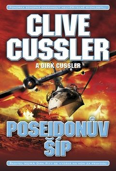 Clive Cussler, Dirk Cussler: Poseidonův šíp cena od 173 Kč