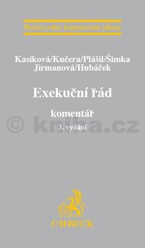 Jaroslav Hubáček: Exekuční řád Komentář cena od 1183 Kč