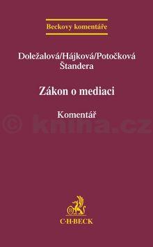 Zákon o mediaci Komentář cena od 474 Kč