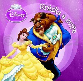 Walt Disney: Kráska a zvíře - leporelo cena od 18 Kč