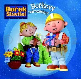 Bořek stavitel Bořkovy narozeniny cena od 99 Kč