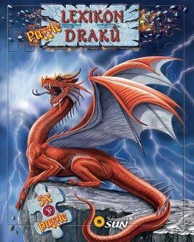 Marcela Grez, Rueda J. M.: Lexikon draků - 5x puzzle cena od 121 Kč