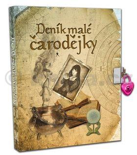Deník malé čarodějky cena od 92 Kč