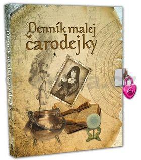 Denník malej čarodejky cena od 100 Kč