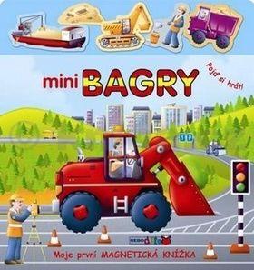 Mini Bagry magnetky III. cena od 171 Kč