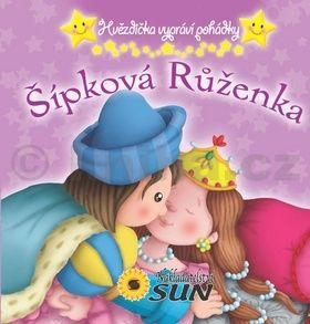 González Marité: Šípková Růženka - Hvězdička vypráví pohádky cena od 56 Kč