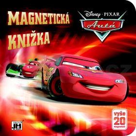 Disney/Pixar Autá Magnetická knižka cena od 191 Kč