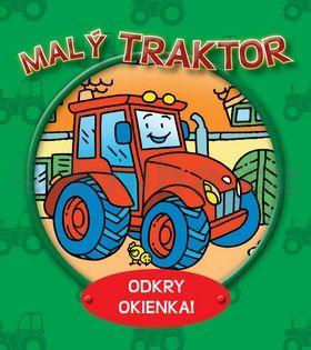 Malý traktor cena od 56 Kč
