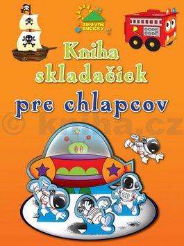 Kniha skladačiek pre chlapcov cena od 77 Kč