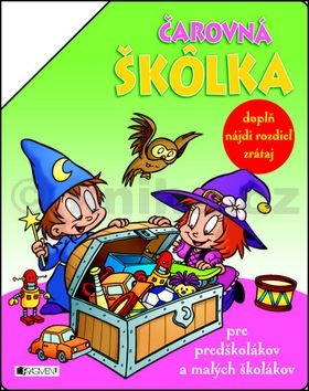 Čarovná šk˘lka pre predškolákov a malých školákov cena od 94 Kč