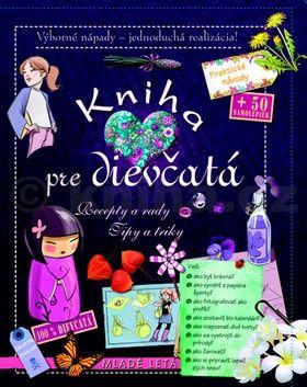 Kniha pre dievčatá cena od 249 Kč