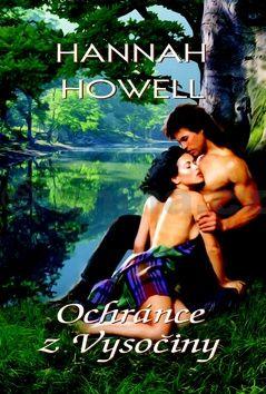 Hannah Howell: Ochránce z Vysočiny cena od 119 Kč