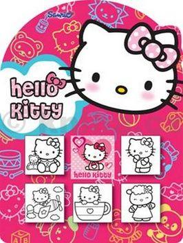 Razítka Hello Kitty cena od 55 Kč