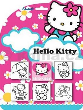 Razítka Hello Kitty cena od 67 Kč