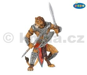 Lev válečník cena od 196 Kč