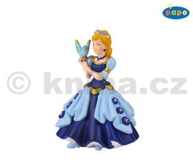 Princezna modrá cena od 139 Kč