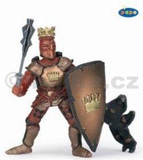 Král rytířů červený cena od 130 Kč