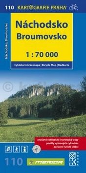 Náchodsko, Broumovsko cena od 66 Kč