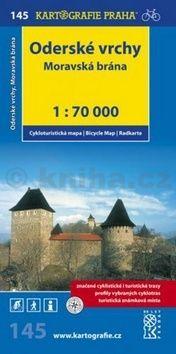 Oderské vrchy Moravská brána cena od 59 Kč