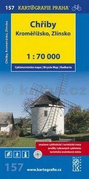 Chřiby Kroměřížsko Zlínsko cena od 62 Kč