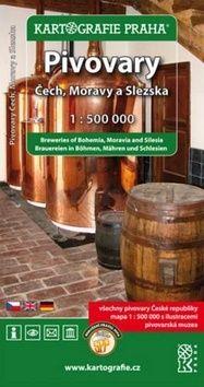 Pivovary Čech , Moravy a Slezska cena od 62 Kč