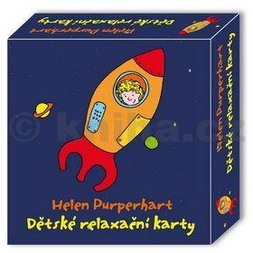 Helen Purperhart, Barbara Amelsfort: Dětské relaxační karty cena od 194 Kč