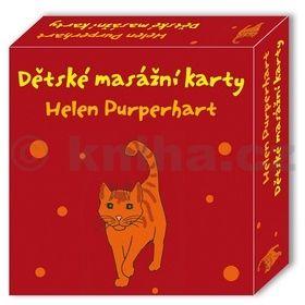 Helen Purperhart, Barbara Amelsfort: Dětské masážní karty cena od 187 Kč