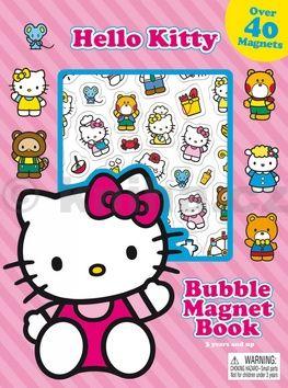 Hello Kitty - Hraj si s magnety cena od 113 Kč