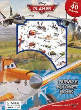 Letadla - Hraj si s magnety cena od 105 Kč