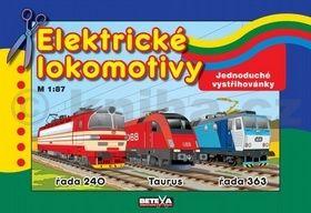 Elektrické lokomotivy cena od 44 Kč