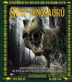 Archie Blackwell: Svět dinosaurů cena od 101 Kč