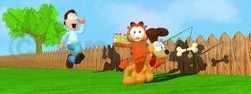 Záložka Úžaska Garfield cena od 63 Kč