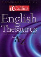 Harper Collins UK COLLINS ENGLISH THESAURUS - KING, P. cena od 979 Kč