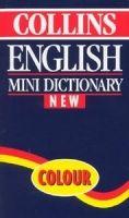 Harper Collins UK COLLINS ENGLISH MINI DICTIONARY - HARRISON, P. cena od 202 Kč