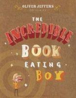 Harper Collins UK INCREDIBLE BOOK EATING BOY - JEFFERS, O. cena od 179 Kč