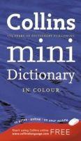 Harper Collins UK COLLINS MINI ENGLISH DICTIONARY - COLLINS cena od 206 Kč