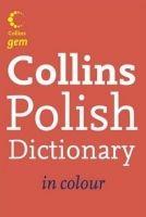 Harper Collins UK COLLINS GEM POLISH DICTIONARY - COLLINS cena od 149 Kč