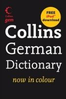 Harper Collins UK GERMAN GEM DICTIONARY - COLLINS Coll. cena od 134 Kč