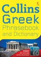 XXL obrazek Harper Collins UK COLLINS GREEK PHRASEBOOK AND DICTIONARY - COLLINS Coll.