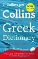 Harper Collins UK COLLINS GEM GREEK DICTIONARY - COLLINS cena od 197 Kč